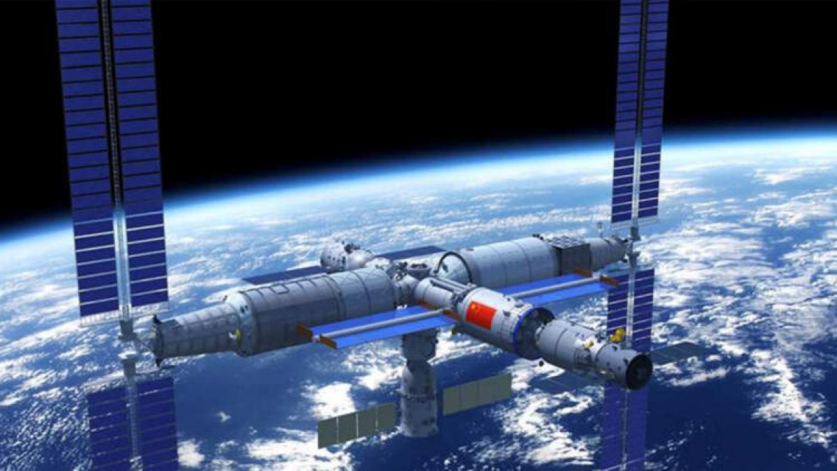 Çin den 3 milyar dolarlık uzay yatırımı #1