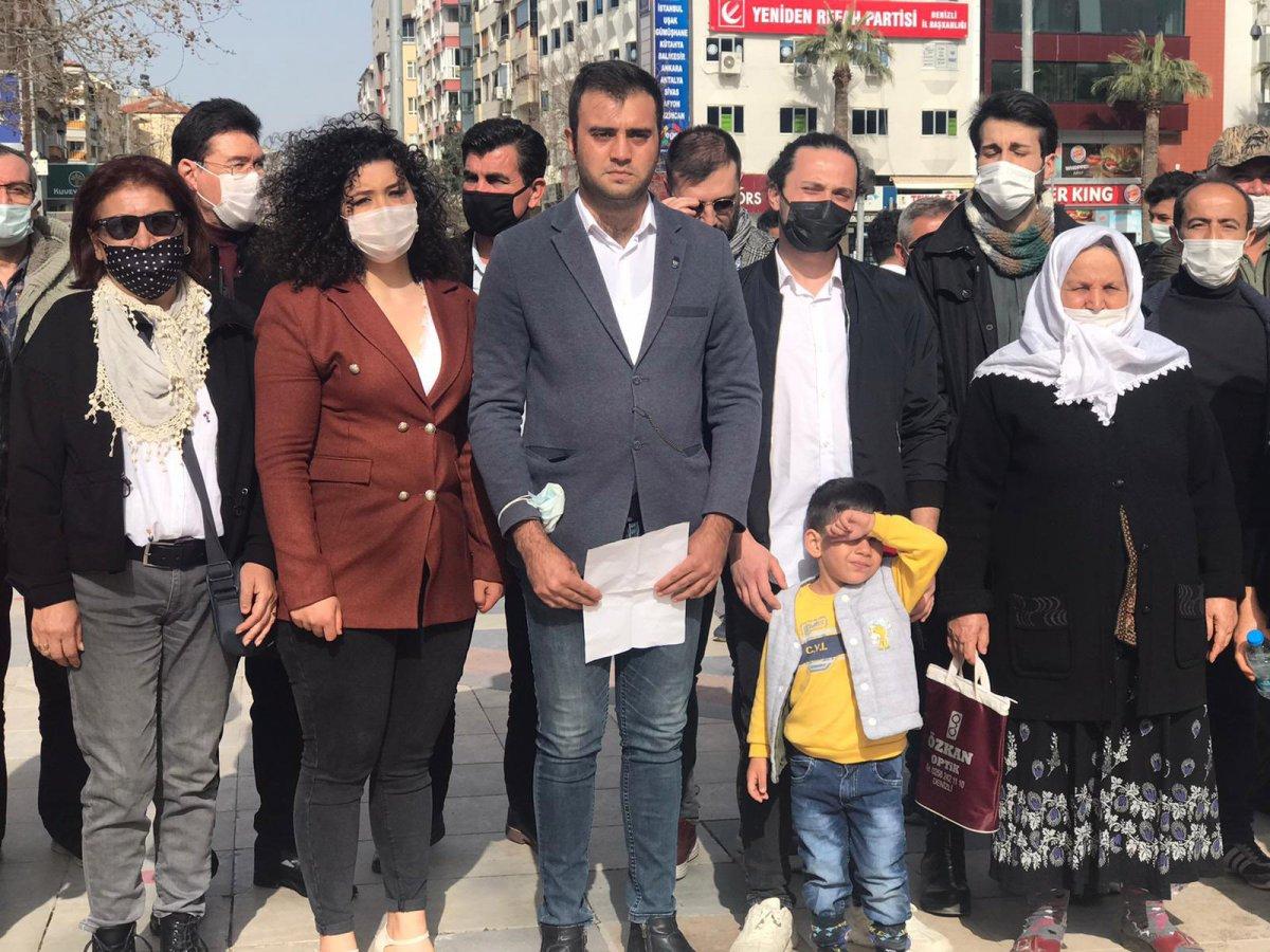 Denizli de CHP'den istifa eden 40 kişi, Memleket Hareketi ne katıldı #2