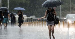 Meteoroloji Uyardı: Gök Gürültülü Sağanak ve Fırtına Bekleniyor