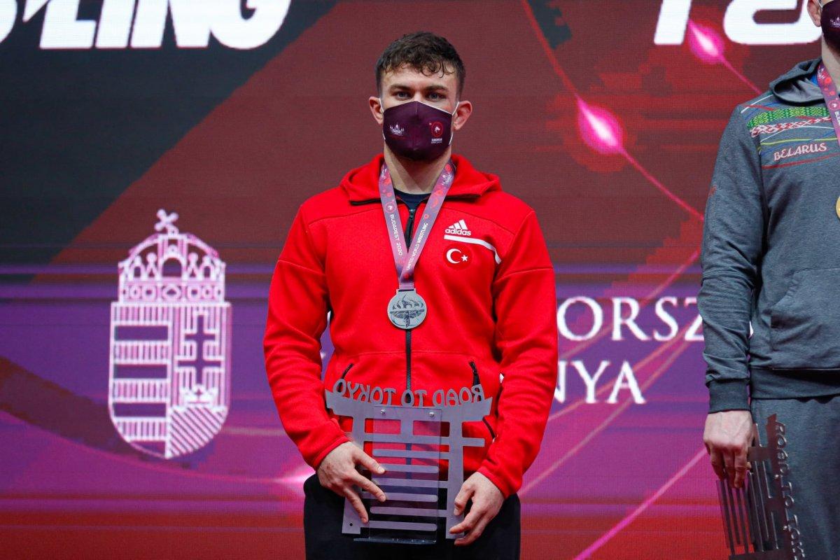 Milliler Budapeşte de 6 madalya kazandı #5