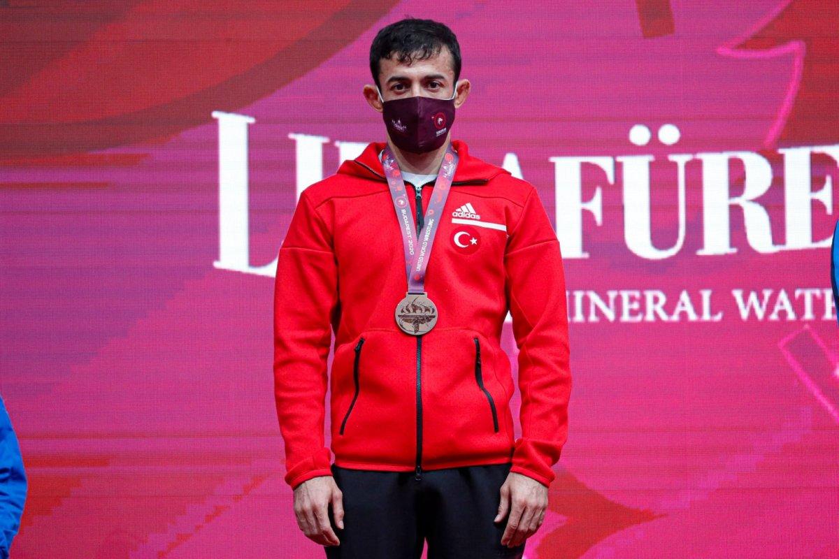 Milliler Budapeşte de 6 madalya kazandı #6