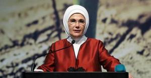 Emine Erdoğan'dan Kadın Cinayetlerine Tepki